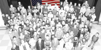 Mrs. Young's Students Host Maine Mock Election