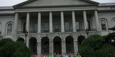 6th Grade Visits Maine's Capital